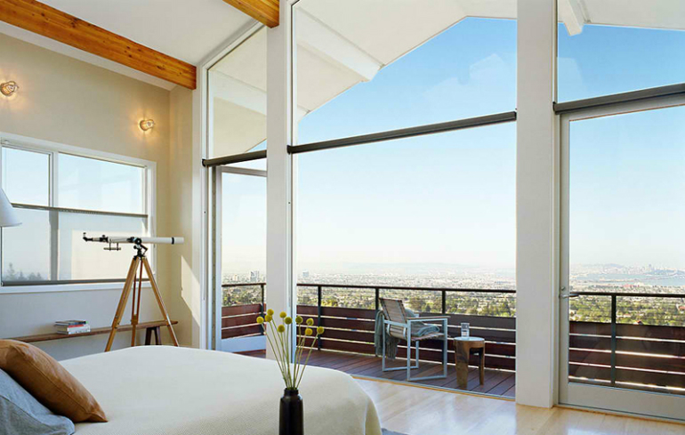 Modern Bedrooms - Baird Modern Bedrooms 10 Modern Bedrooms with Balcony for Idyllic Homes Baird
