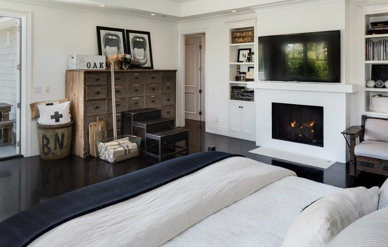 Celebrity Bedrooms - Diane Keaton celebrity bedrooms The 5 World's Most Passionate Celebrity Bedrooms Diane Keaton