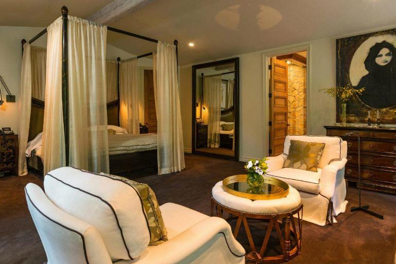 Celebrity Bedrooms - Sela Ward Celebrity Bedrooms The 5 World's Most Passionate Celebrity Bedrooms Sela Ward