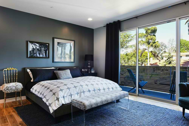 Modern Bedrooms - South Residence Modern Bedrooms 10 Modern Bedrooms with Balcony for Idyllic Homes South Residence