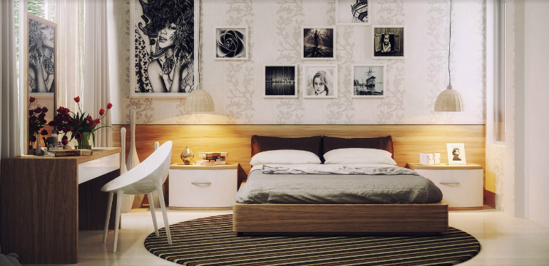 whimsical-decorating-style Bedroom Designs 5 Bedroom Designs For a Different Sleeping Space whimsical decorating style