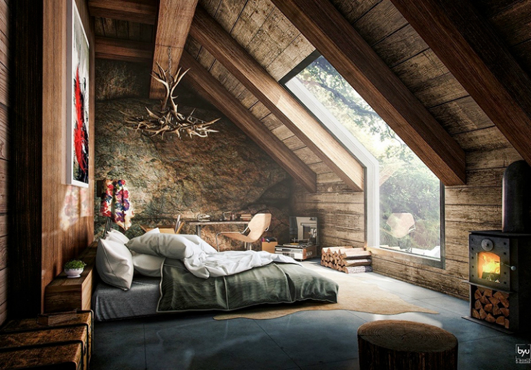The Bedroom Attics of Your Dreams Bedroom Attics The Bedroom Attics of Your Dreams 1 5