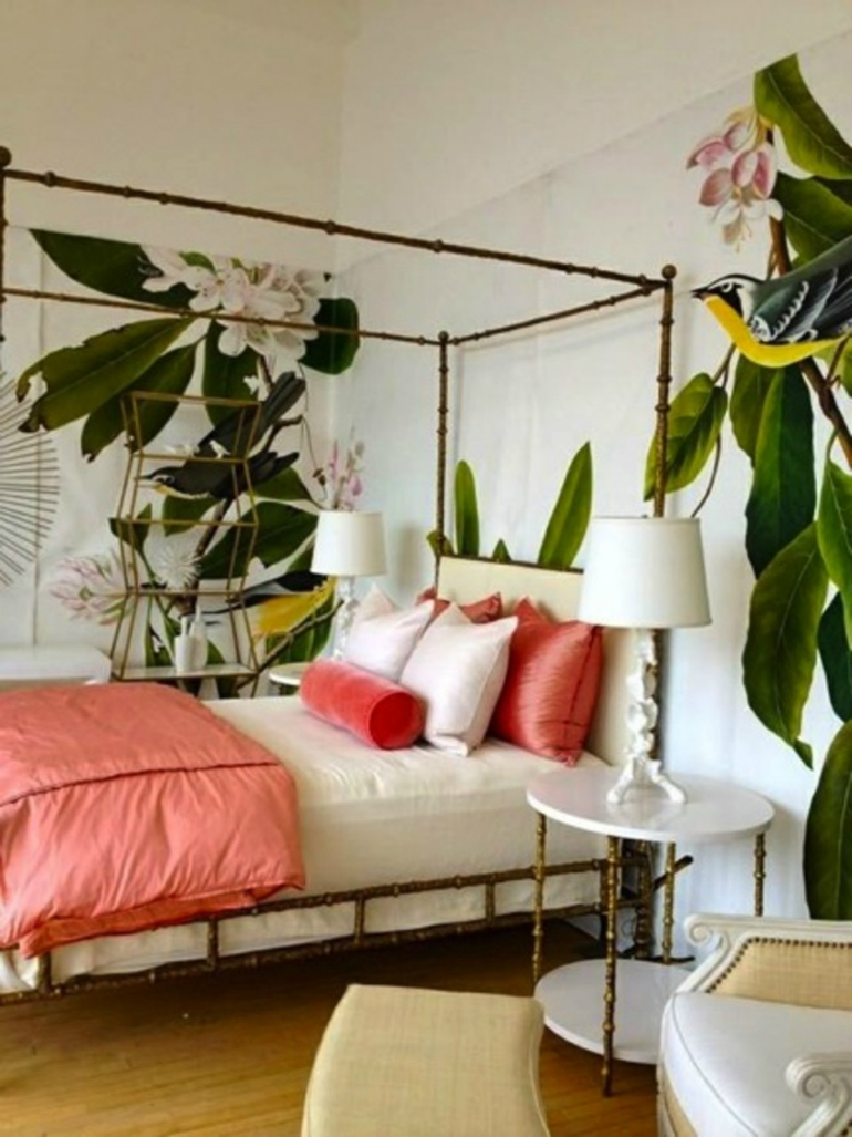 8 Intense Tropical Bedroom Designs tropical bedroom designs 8 Intense Tropical Bedroom Designs 2
