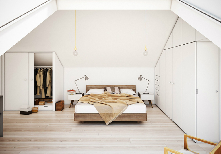 The Bedroom Attics of Your Dreams Bedroom Attics The Bedroom Attics of Your Dreams 3 6
