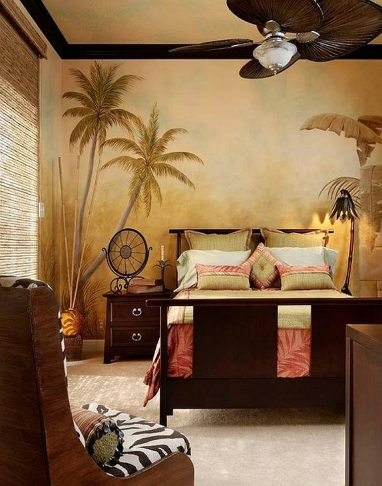 5 tropical bedroom designs 8 Intense Tropical Bedroom Designs 5