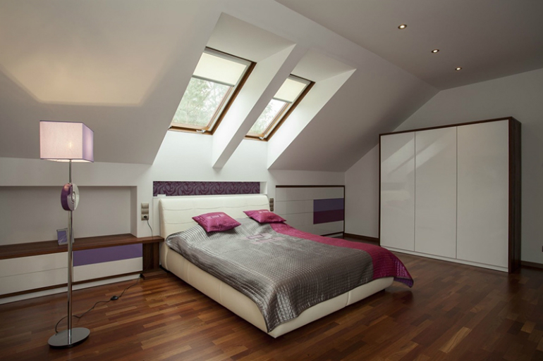 The Bedroom Attics of Your Dreams Bedroom Attics The Bedroom Attics of Your Dreams 6 3