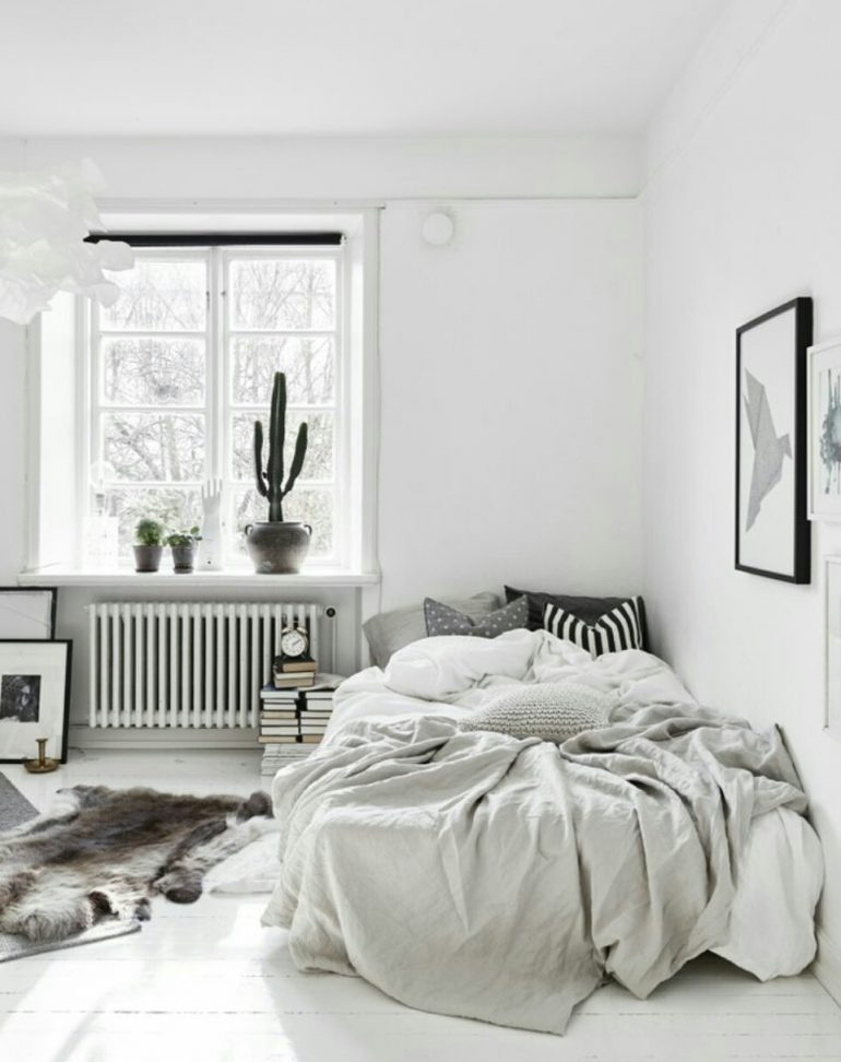 Scandinavian Style Master Bedrooms - Master Bedroom Ideas