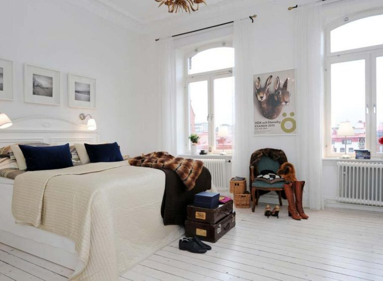 Scandinavian Style Master Bedrooms Master Bedroom Ideas