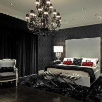 gorgeous black and white master bedrooms that will impress