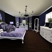 exclusive white black and purple bedrooms master bedroom