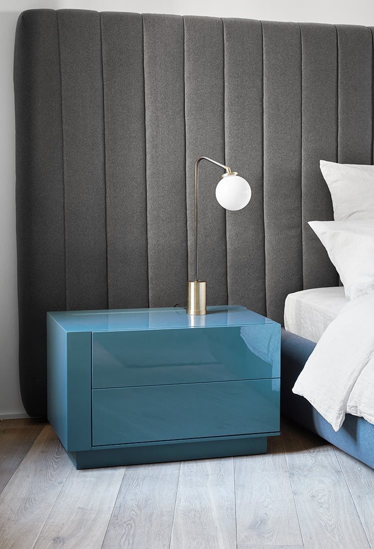Blue modern master bedroom - 20 Contemporary Nightstands For A Modern Master Bedroom Contemporary Nightstand 20 Contemporary Nightstand Inspirations For