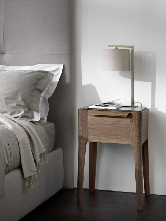 20 Contemporary Nightstands For a Modern Master Bedroom! contemporary nightstand 20 Contemporary Nightstand Inspirations For Modern Master Bedroom 20 Contemporary Nightstands For a Modern Master Bedroom 4