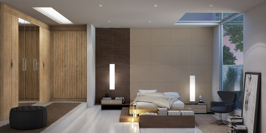 Bedroom Designs Low Height & Floor Bedroom Designs That Will Make You Sleepy Low Height Floor Bedroom Designs That Will Make You Sleepy 11