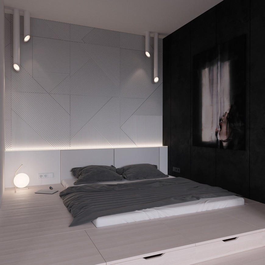 Low Height & Floor Bedroom Designs That Will Make You Sleepy bedroom designs Low Height & Floor Bedroom Designs That Will Make You Sleepy Low Height Floor Bedroom Designs That Will Make You Sleepy 4