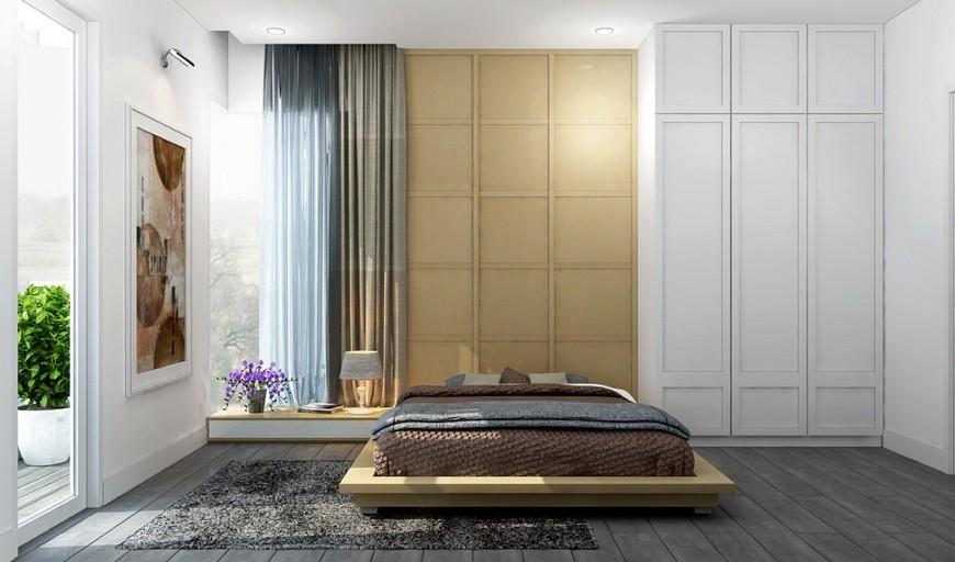 Low Height Floor Bedroom Designs That Will Make You Sleepy