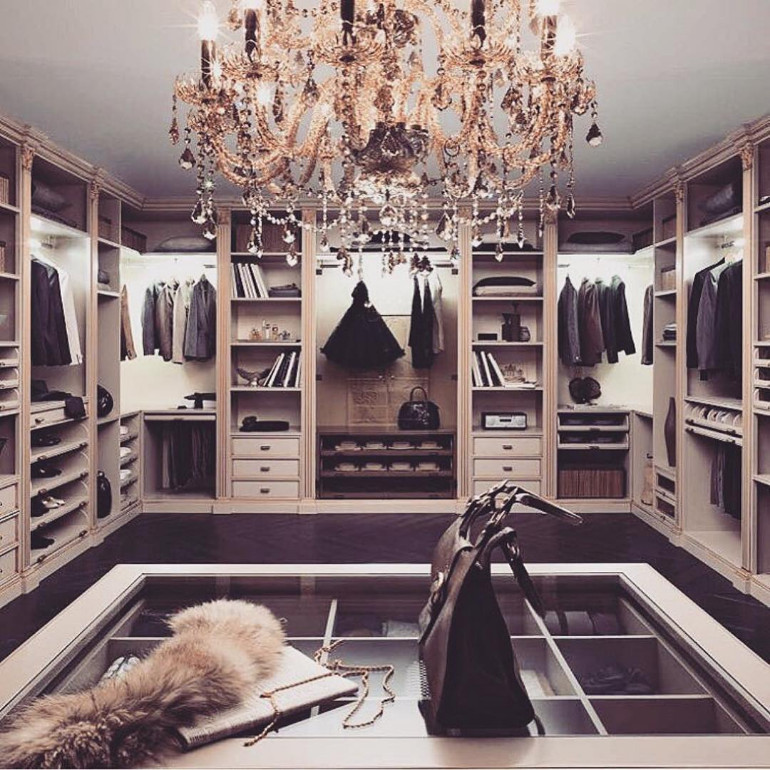 10 Walk in Closet Ideas For Your Master Bedroom - Master ...
