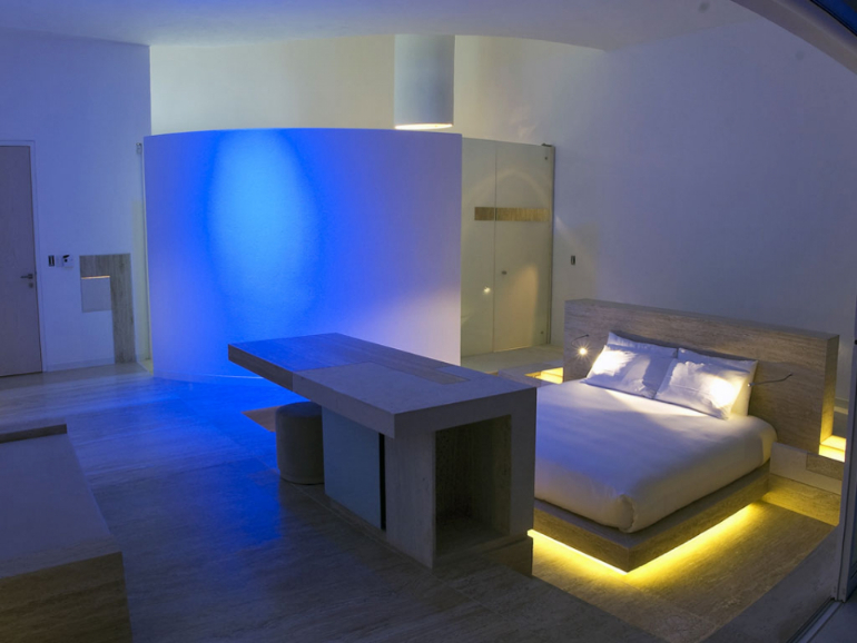 master bedroom 13 Master Bedroom Designs Straight From the Future Adrian Cornea
