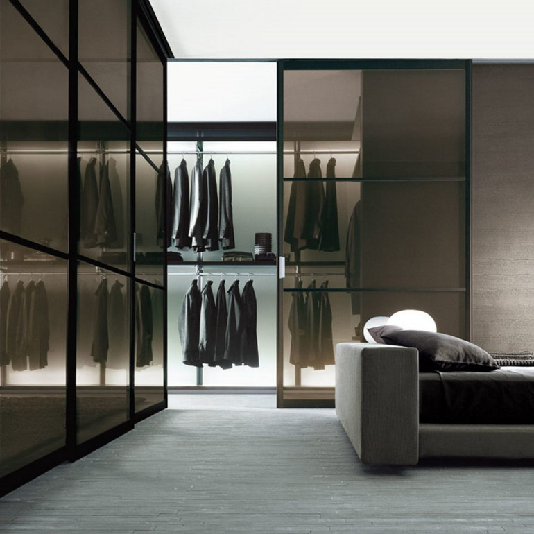 10 Walk in Closet Ideas For Your Master Bedroom – Master