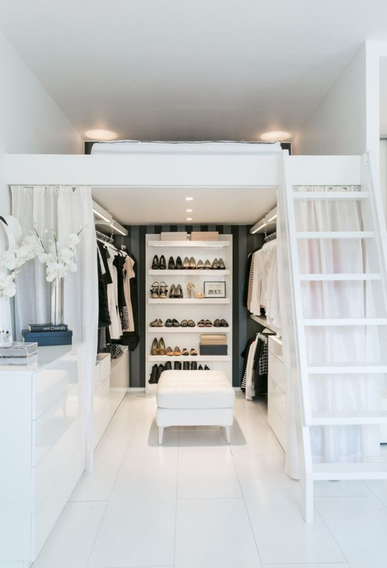 10 walk in closet ideas for your master bedroom master Walk in bedroom closets