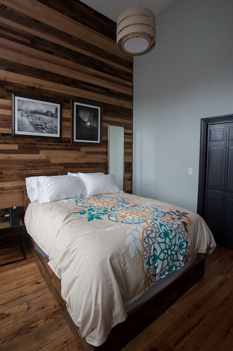 master bedrooms Trend Alert: Master Bedrooms with Reclaimed Wood Walls jasonsnyder