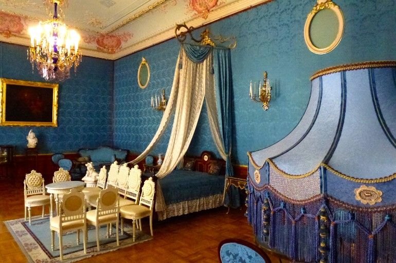 yusupov palace master bedrooms Opulent Master Bedrooms of Famous Palaces yusupov palace st petersburg 1