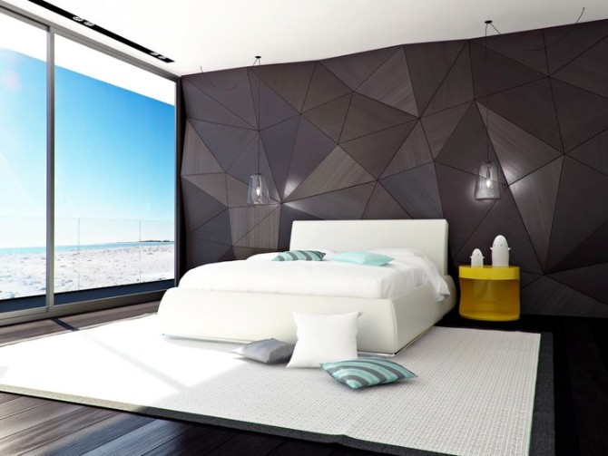 cool bedroom 10 Cool Bedrooms Sure To Make You Smile 2b613f8666950e8b0d446299a293162b