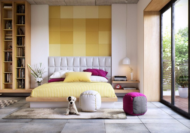 cool bedroom cool bedroom 10 Cool Bedrooms Sure To Make You Smile 65