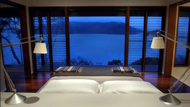 ocean view 50 Dazzling Master Bedrooms With An Ocean View Australia resorts bedroom ocean view at qualia