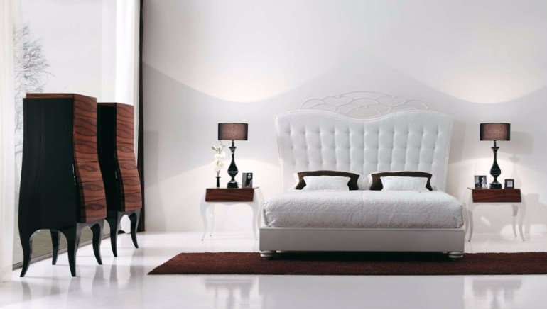 2017 Bedroom trends 2017 bedroom trends Exciting 2017 Bedroom Trends: Upholstered Beds Bedroom Design Peaceful Feng Shui Real Comfort 1