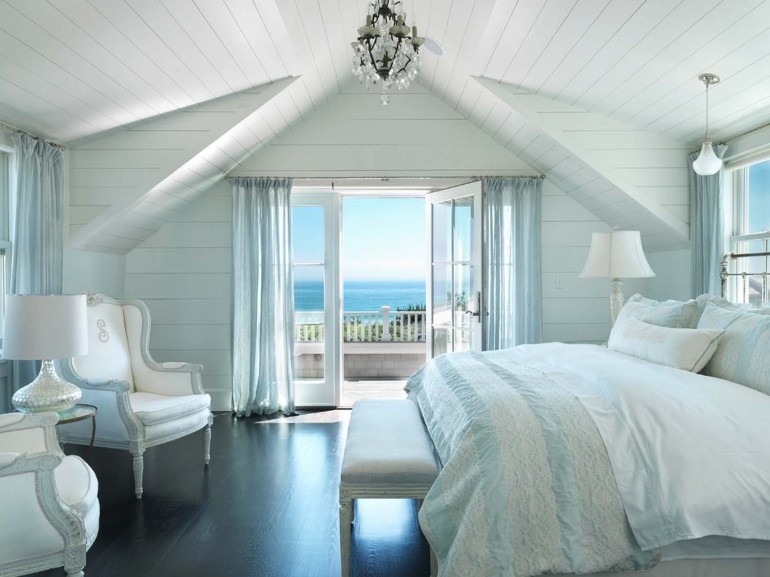 ocean view 50 Dazzling Master Bedrooms With An Ocean View Bedroom With Ocean Views 24 1 Kindesign