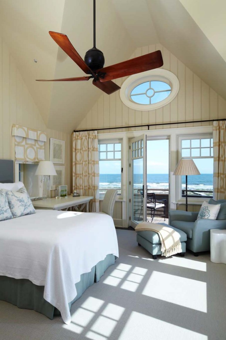 ocean view 50 Dazzling Master Bedrooms With An Ocean View Bedroom With Ocean Views 31 1 Kindesign