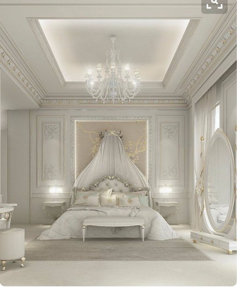 master bedroom Stunning Master Bedrooms with Gold Accents CseRgBPXgAArata