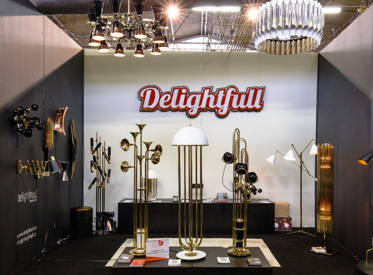 design show 10 exhibitors you can't miss at the AD Design Show DELIGHTFULL
