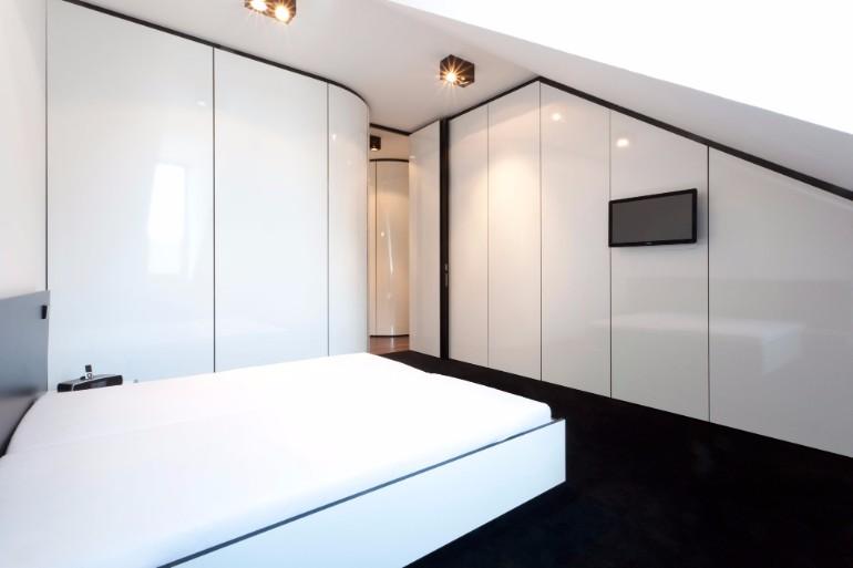 design black and white Black and White Bedroom Sleek and Modern Black and White Bedroom Ideas NIC 422