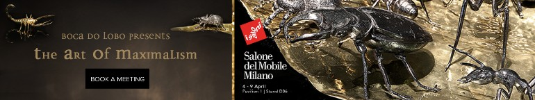 master bedroom Modern Master Bedroom Pieces at Salone del Mobile 2017 banner blogs isaloni