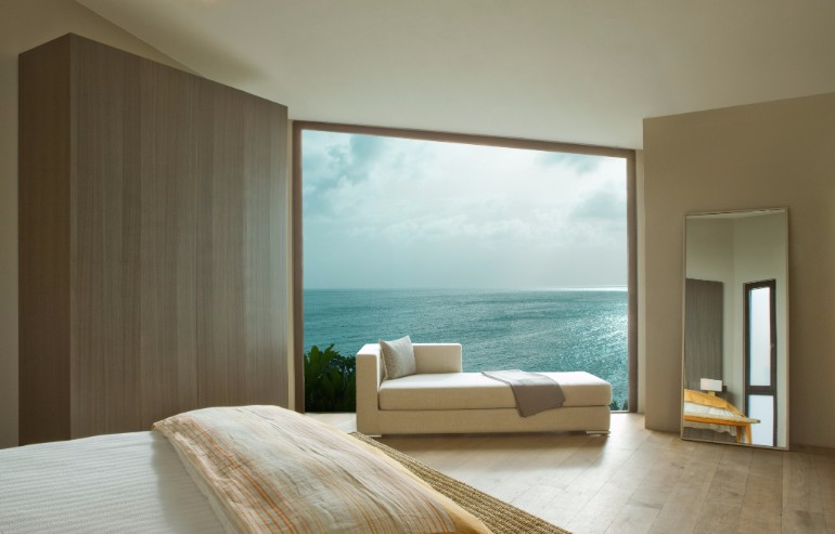 ocean view 50 Dazzling Master Bedrooms With An Ocean View e0c4a887c5c743eca765d722b7ba910f