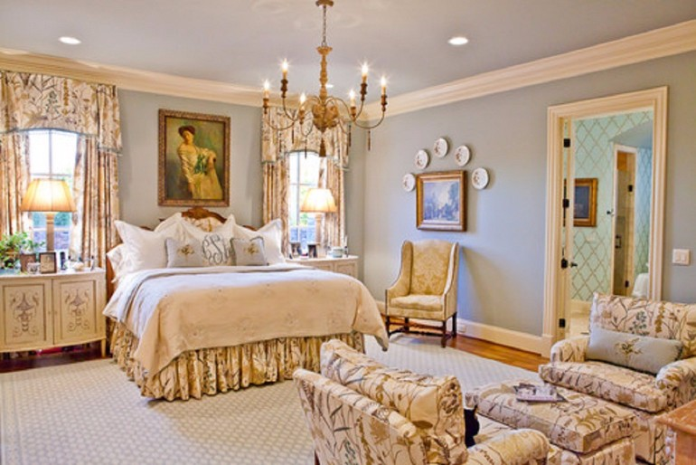 Best ideas for romantic master bedrooms master bedroom ideas for Big bedroom interior design