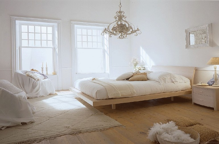 white room master bedroom The Best White Designs For Charming Master Bedrooms file591279856274