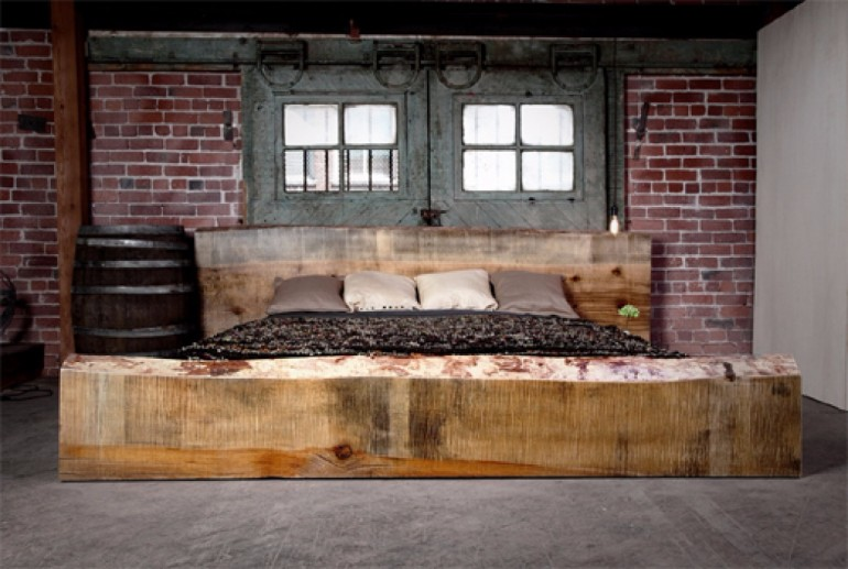 10 phenomenal industrial bedroom designs master bedroom for Bedroom ideas industrial