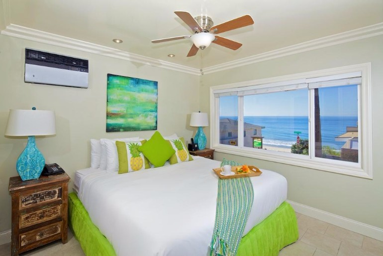 ocean view 50 Dazzling Master Bedrooms With An Ocean View ocean palms beach resort