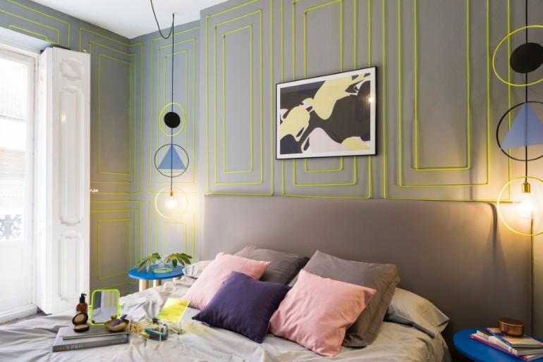 top interior designers masquespacio bedroom inspiration ideas top interior designers Bedrooms by Top Interior Designers: Masquespacio 009 MasquespacioInteriorDesignHostelValencia Highres