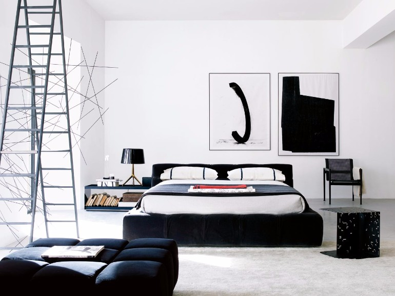 master bedroom Top 10 Master Bedroom Furniture Brands BB Italia modern master bedroom design inspiration master bedroom ideas italian furniture