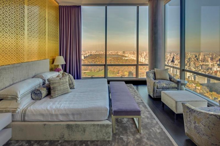 jamie drake Bedrooms by Top Interior Designers: Jamie Drake CovetED Residential Project by Jamie Drake One 57 New York Bedroom Inspiration Design ideas master bedroom decor modern design ideas interior design 2