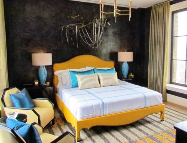 Bedrooms By Top Interior Designers: Jamie Drake