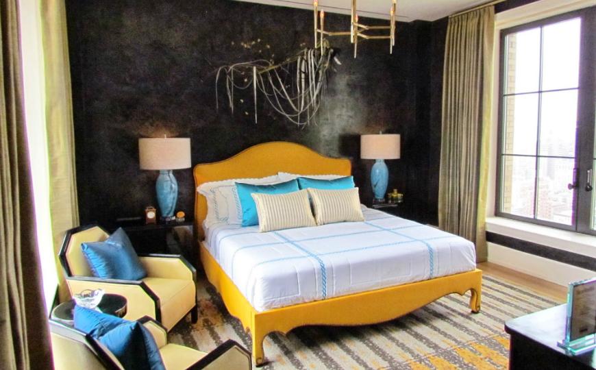 bedrooms by top interior designers jamie drake