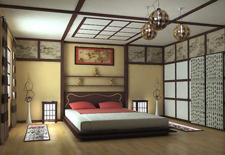 Discover 10 Striking Japanese Bedroom Designs - Master ...