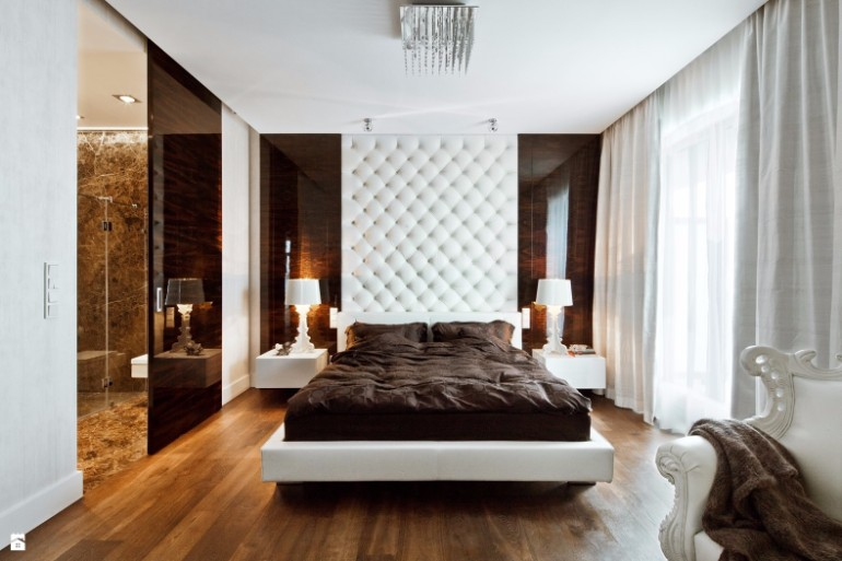 10 sleek and modern master bedroom designs master for Modern interior design inspiration