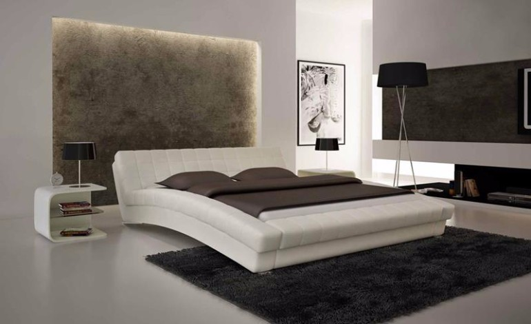 master bedroom 10 Sleek and Modern Master Bedroom Designs contemporary modern master bedroom design ideas inspiration grey black white tones contemporary