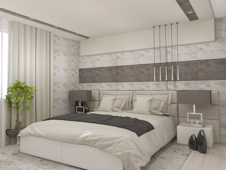 master bedroom 10 Master Bedroom Trends for 2017 grey master bedroom ideas trends 2017 with plant for bedroom inspiration design