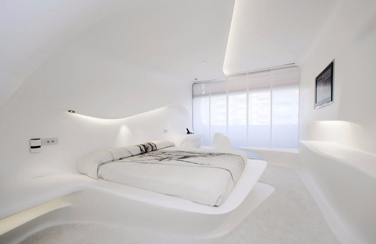 zaha hadid Modern Bedroom Inspirations by Zaha Hadid hotel puerta america zaha hadid bedroom inspiration interior design modern bedroom decor master bedroom ideas